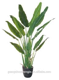 wholesale sale artificial ornamental foliage plants banana