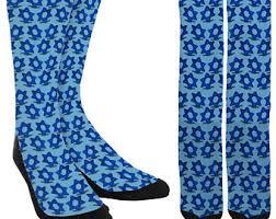 chanukah socks socks etsy
