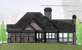 one cottage style house plans one cottage style house plan