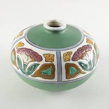Nippon Hand Painted Vase Nippon Hand Painted Vase Ebth