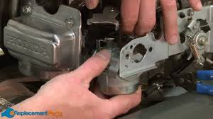 honda hrx217 type how to replace the carburetor float valve on a honda hrx217 lawn
