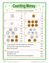 practice test counting money counting money worksheets and money