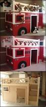 bedroom fire truck bunk bed inspiring unique bed design ideas