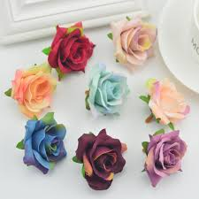 How To Make Decorative Gift Boxes At Home 5pcs Flowers Wall Artificial For Home Wedding Decoration