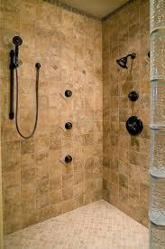 Types Of Bathroom Tile How To Retile A Shower Tiling A Shower Regrout Tile