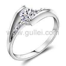 diamond engraved rings images 0 6 carat diamond personalized name engraved promise ring for her jpg