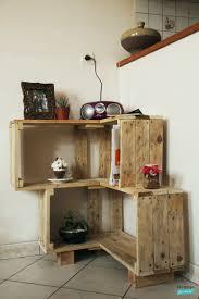 meuble cuisine diy meuble cuisine palette beau diy meuble d angle en palette en bois