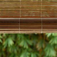 How To Cut Down Venetian Blinds How To Stain Bamboo Blinds That Have Faded I Was Hoping To Find