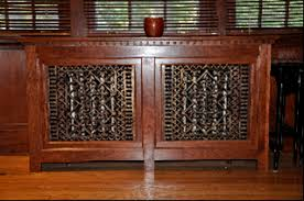 Cabinet Door Ventilation Grills Beaux Arts Arts And Crafts Grilles Used For Custom Radiator