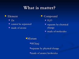 what is chagne made of chem hapg1 matter properties and changes