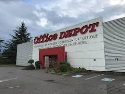 fournitures de bureau lyon office depot lyon dardilly vente de matériel et consommables