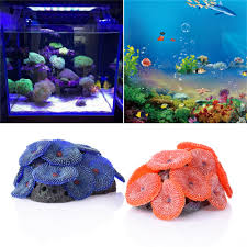2 Colors Aquarium Plants Coral bination Fish Tank Aquarium