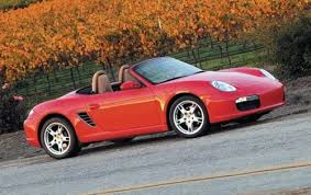 porsche boxster used 2005 porsche boxster for sale pricing features edmunds