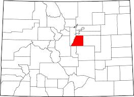 Colorado Springs Co Map by Douglas County Colorado Map History Towns In Douglas Co