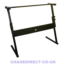 Keyboard Stand And Bench Chase Keyboard Stand X Frame Folding Height Adjustable For Yamaha