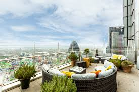 best winter terraces and rooftop bars in london 2017 condé nast