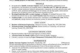 54 Resume Mechanical Engineer Sample by Marvelous Ct Tech Resume Examples 54 In Example Of Resume With Ct