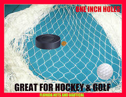 amazon com golf net lacrosse cage hockey and sports netting