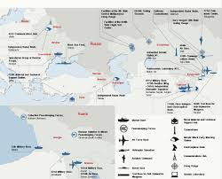 Russia And Central Asia Map by Russia Expands Military Footprint With New Base Al Jazeera America