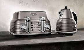 Deloghi Toaster 33 Off Delonghi Kettle And Toaster Groupon
