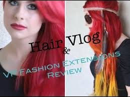 vp hair extensions hair vlog vp fashion extensions review
