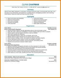 police officer resume examples entry level police officer resume examples police officer resume sample writing guide resume genius pinterest police officer resume sample writing guide resume genius pinterest