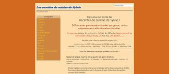 site de recette de cuisine les recettes de sylvie découvrez blogue et ses recettes de cuisine