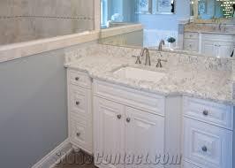 aria caesarstone quarzt bathroom vanity top from canada