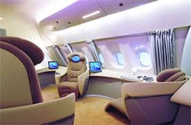 Airbus A 380 Interior Bowes Meets Critical Deadlines On Airbus A380 Cabin Interior