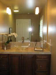 Bathroom Vanities Vessel Sinks by Engaging Decorating Ideas Using Silver Single Hole Faucets And
