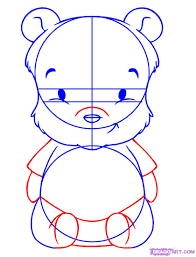 how to draw baby winnie the pooh step 5 winnie the pooh baby