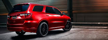2017 dodge durango special edition packages