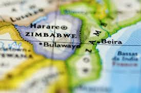 Zimbabwe Map Zimbabwe Map Closeup Global Trade Review Gtr