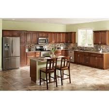 Ready To Install Kitchen Cabinets Hampton Bay Kitchen Cabinets Cognac Home Improvement Design And
