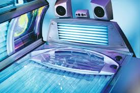 ergoline aromatherapy misting tanning bed i love the mist and you