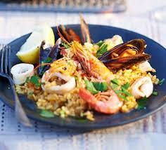 smoky paprika smoky paprika seafood rice recipe food