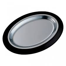 sizzle platter service ideas ro128blc thermo plate oval sizzle platter set