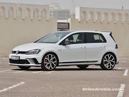 volkswagen golf gti 2016 volkswagen golf gti clubsport drive arabia