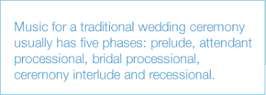 wedding ceremony processional soulemusic custom wedding sles