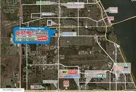 Edison Mall Map Melbourne Village Plaza Phillips Edison U0026 Company