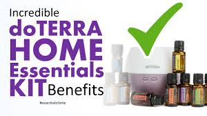 home essentials incredible doterra home essentials kit benefits youtube