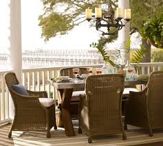 dining room table and chair sets abbott rectangular dining table saybrook chair set pottery barn
