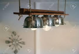 bricolage cuisine clairage chaleureux sortant de bricolage avec des équipements