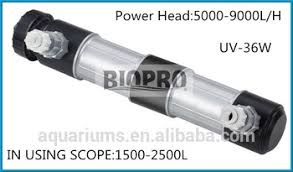 Uv L Aquarium Biopro 36w Uv Sterilizer L For Aquarium Or Pond Uv Light Supplier