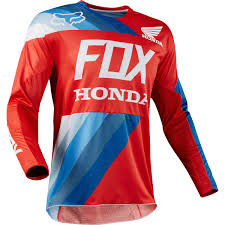 fox motocross jerseys fox racing 360 honda men u0027s off road jerseys u2013 haustrom com