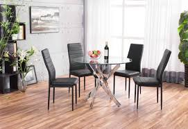 large glass top dining table dining room black dining table white glass top dining table dining