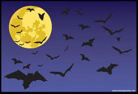 halloween background purple bats halloween background