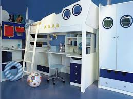 kids loft bed with desk bunk beds for toddlers white bedroom wall