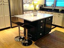 free standing kitchen islands with seating kitchen island seating for 4 dimensions snaphaven com