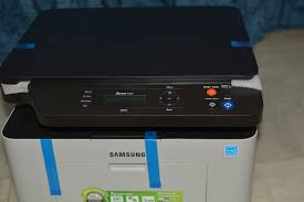 samsung sl m2071 xip multi function laser printer youtube